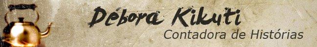 Débora Kikuti Contadora de Histórias