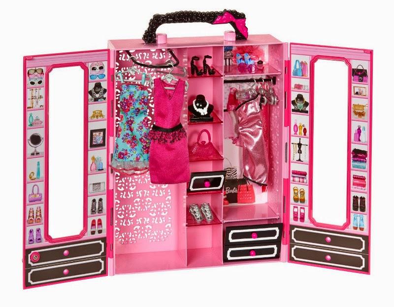 JUGUETES - BARBIE Style - Armario + Accesorios  Producto Oficial | Mattel | A partir de 3 años