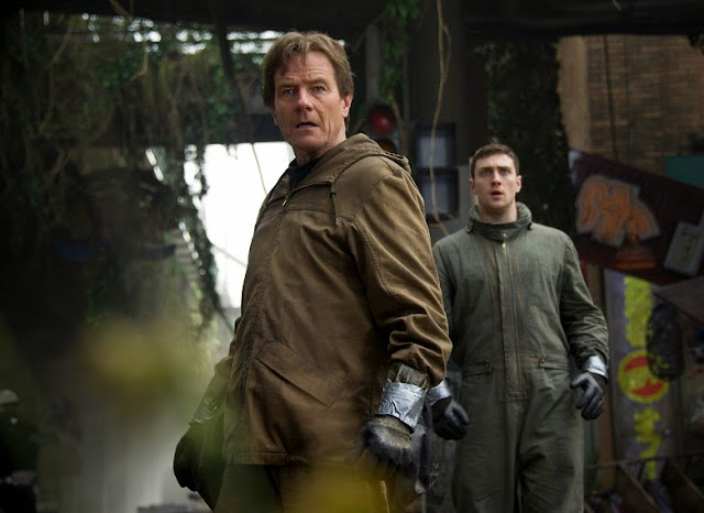 Bryan Cranston Godzilla movie still