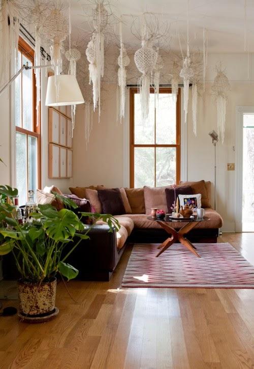 Unkompliziertes Wohnen und Einrichten im simplen Santa Barbara Design: Was braucht der Mensch zum Leben?