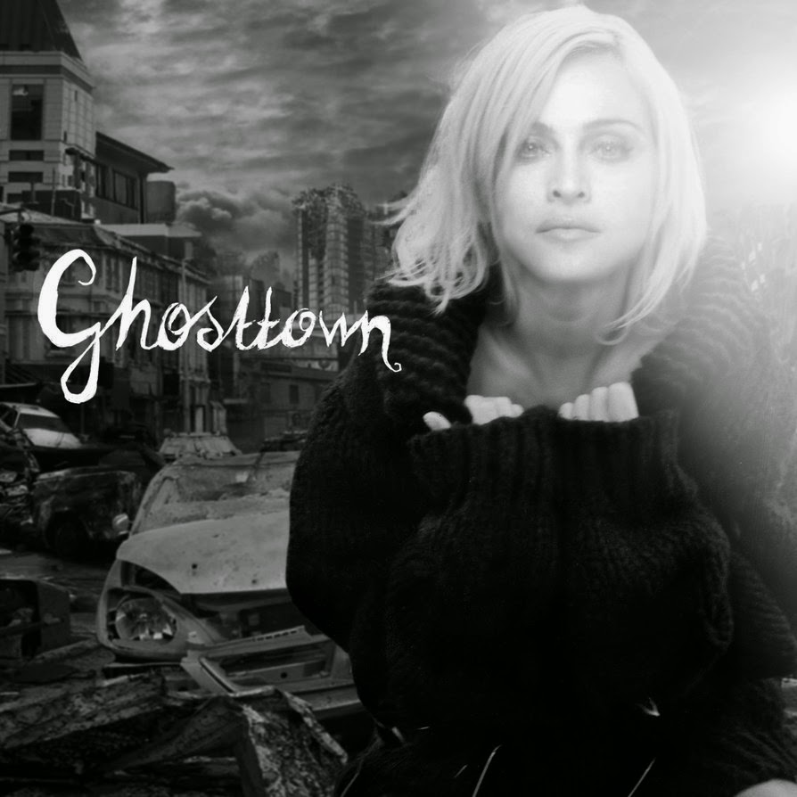Madonna new music video single Ghosttown