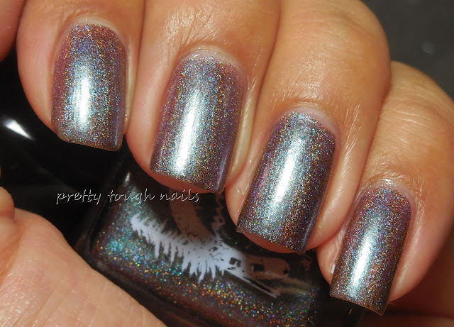Naild' It Unique Nail Polish Holo, My Name Is...