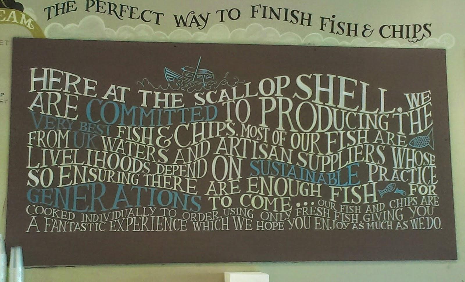 The Scallop Shell Beckington Ethos