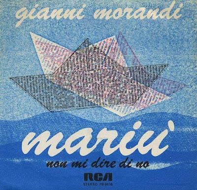 Sanremo 1980 - Gianni Morandi - Mariu'