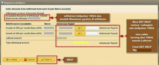 CARA JUAL MAVRO indonesia