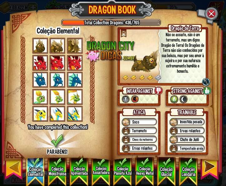 Novo Livro dos Dragões