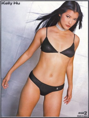 Kelly Hu-Nude
