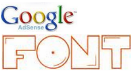 Custom Fonts For AdSense Ads Units