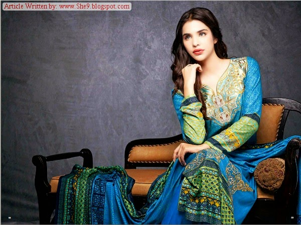 Ittehad Royal Linen Winter Collection 2014