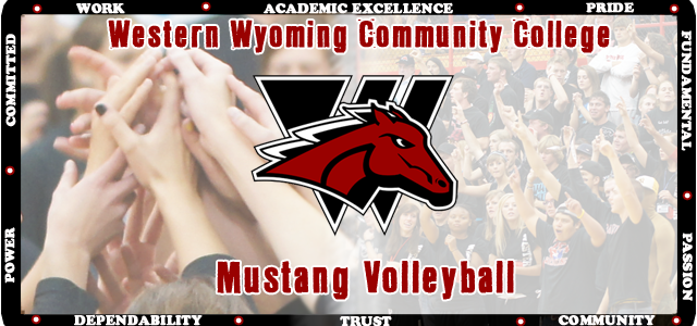Western Wyoming Volleyball
