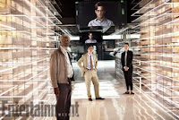 transcendence morgan freeman johnnt depp rebecca hall
