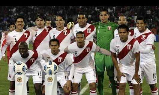 Peru, Seleccion Peru, Seleccion Peru 2012