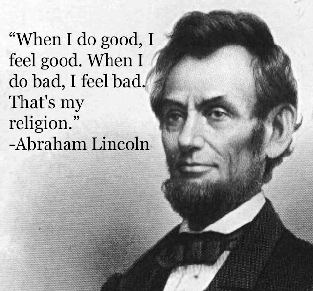 Abraham Lincoln quote2