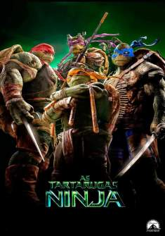As Tartarugas Ninja Torrent – BluRay 720p/1080p Dual Áudio