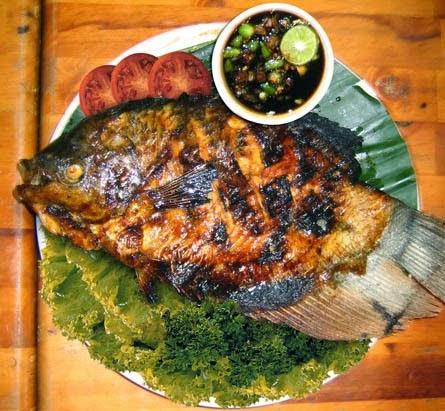 Ikan Bakar Gurih