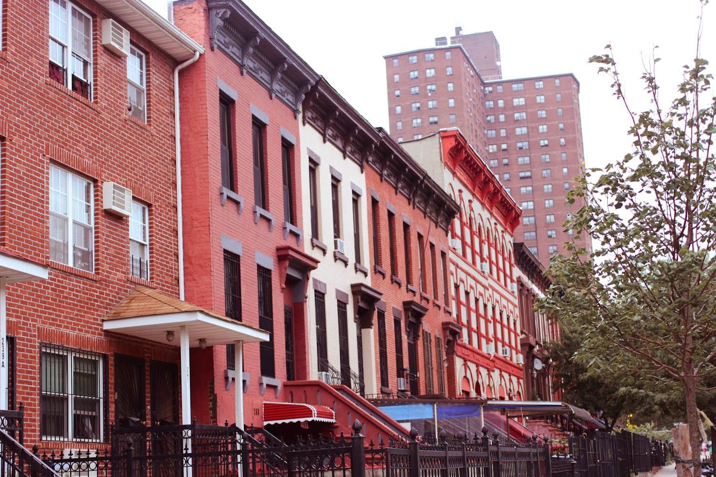 brooklyn apartments, brick apartments