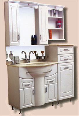 Banyo Dolapları Modelleri