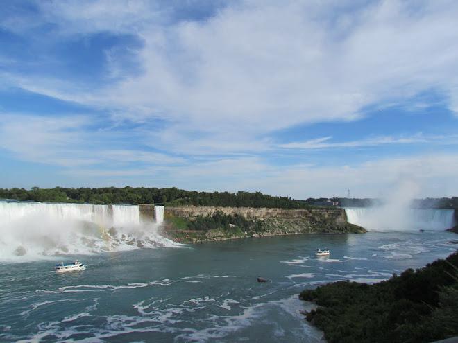 Cataratas del Niágara (Canadá-EEUU)