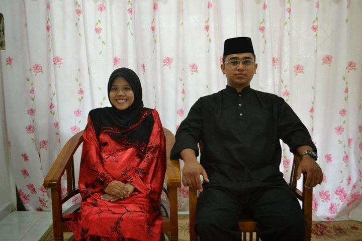 2011 on Eid #couplepotrait