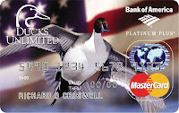 Bank of America worldpoints credit card