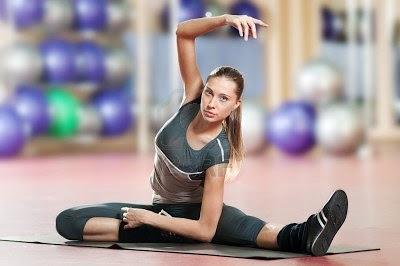 Realiza estiramientos antes de entrenar