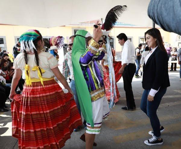 Preservar tradiciones ayudará a transformar seguridad que se vive en el Municipio: Claudia Rivera