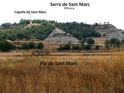 La Serra de Sant Marc des de Can Co