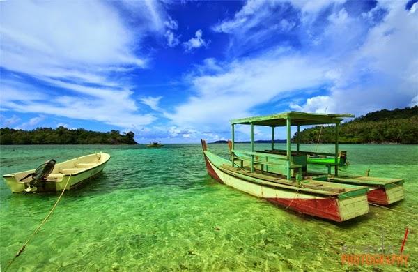 Gambar-gambar Objek Wisata di Banten Pantai Anyer