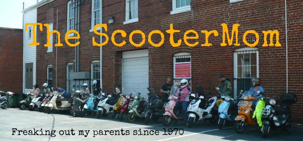 The ScooterMom