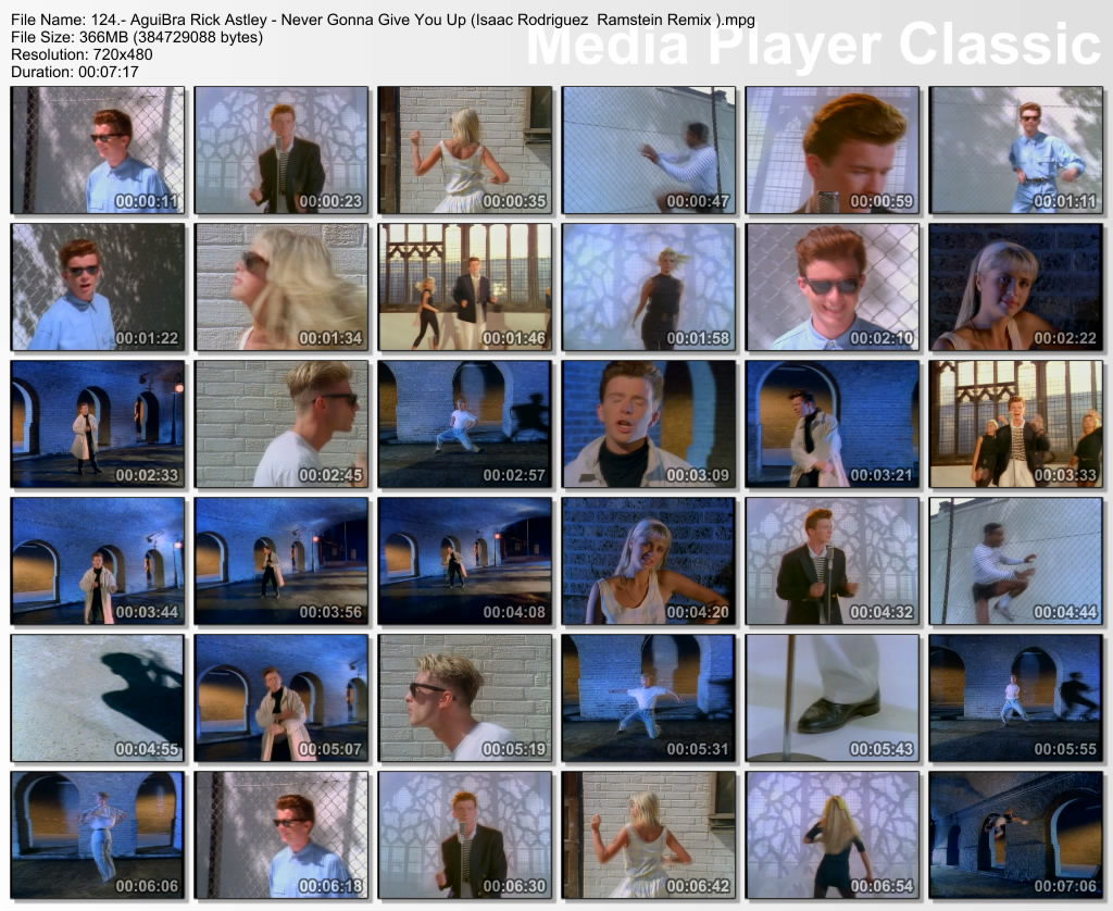 Official Rick Astley  YouTube