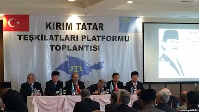 Председателем Всемирного Конгресса крымских татар избран глава Меджлиса Чубаров