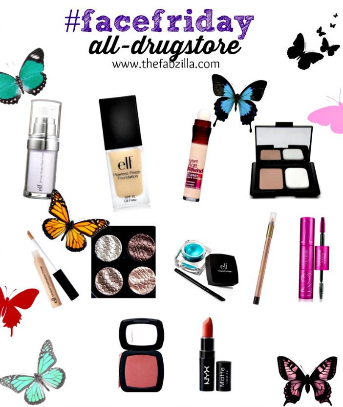 best drugstore makeup, spring 2014 makeup, budget-friendly makeup