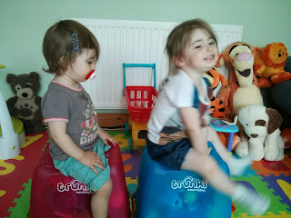 the Trunki train