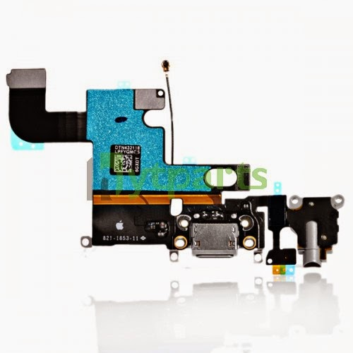 "OEM Replacement Charging Port Headphone Jack Flex Cable with Antenna for iPhone 6 4.7"" Inch"