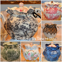 Bernideen's Tea Time on Etsy