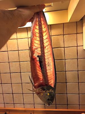 lampuga, ricette, pesce
