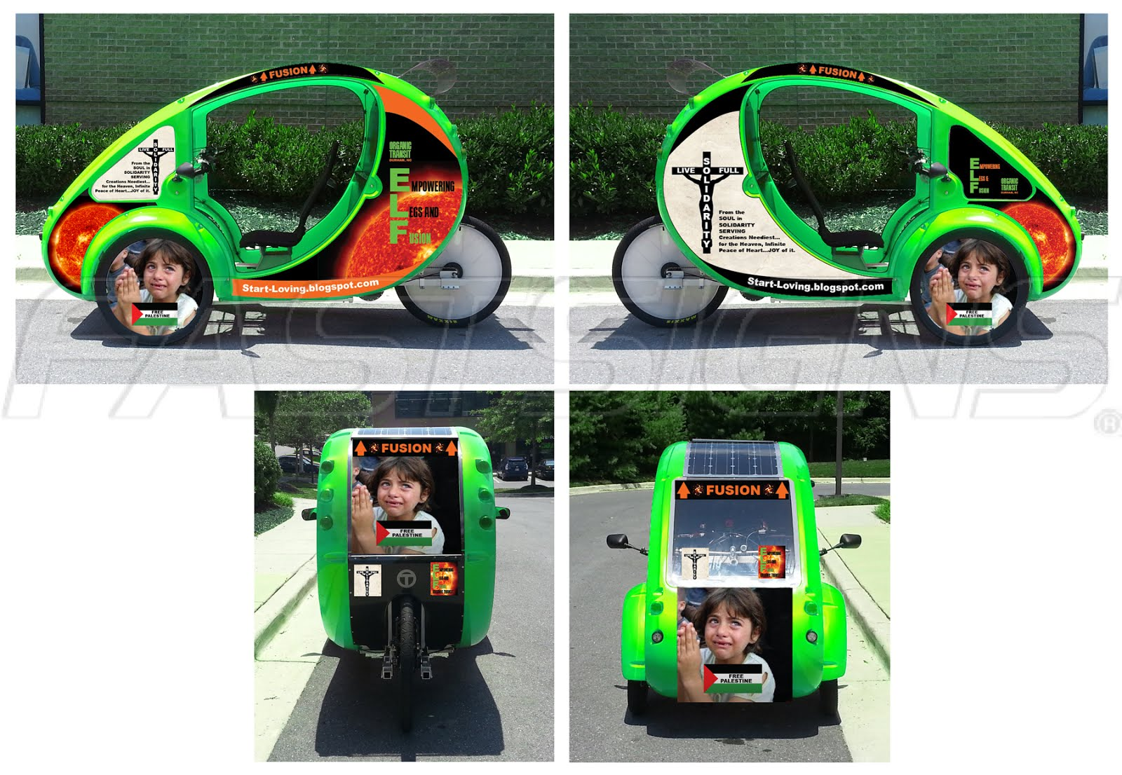 ELF.usion electric vehicle [click pic for details]