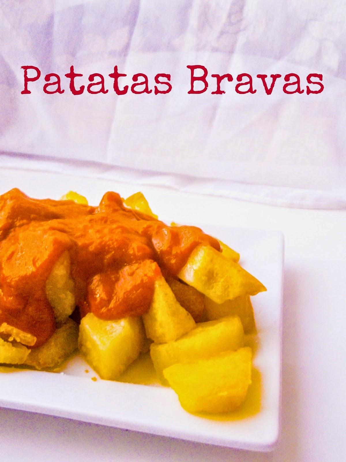 le patatas bravas e gli amanti di teruel