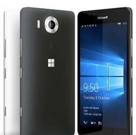 Microsoft Lumia 950 Dan 950 XL
