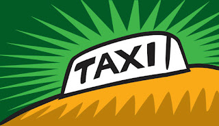 Do I have to pay a taxi driver who drove a detour?