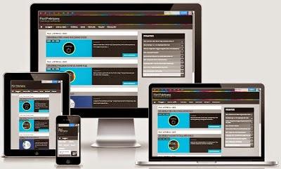 Template Beauty Blogger SEO Friendly Valid HTML 5 CSS3 Terbaru 2015