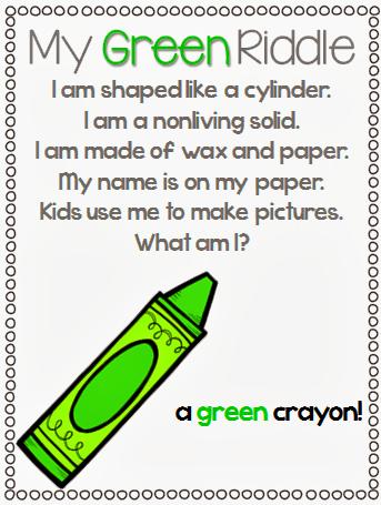 writing riddles