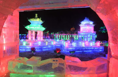 Ice and Snow Festival Photos