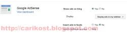 Daftar Google Adsense dari Blogger