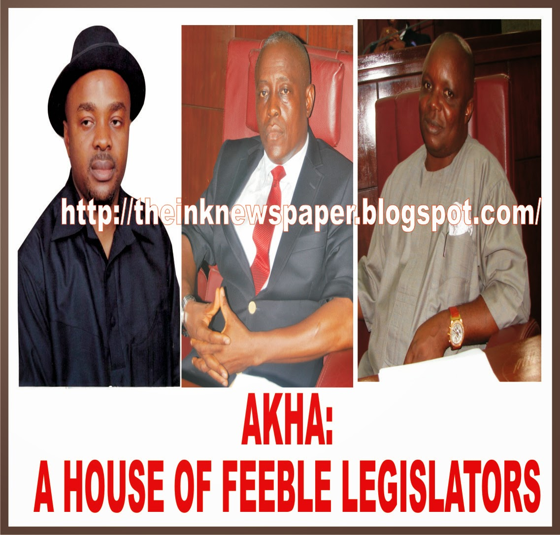 AKHA: A house of feeble legislators