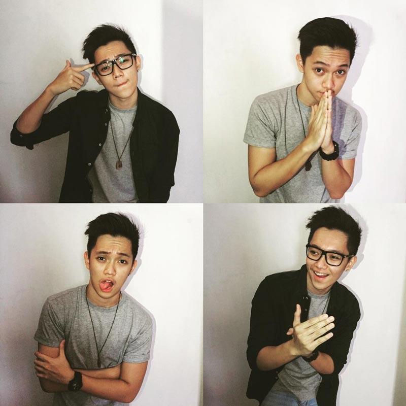 Brandon Salim instagram
