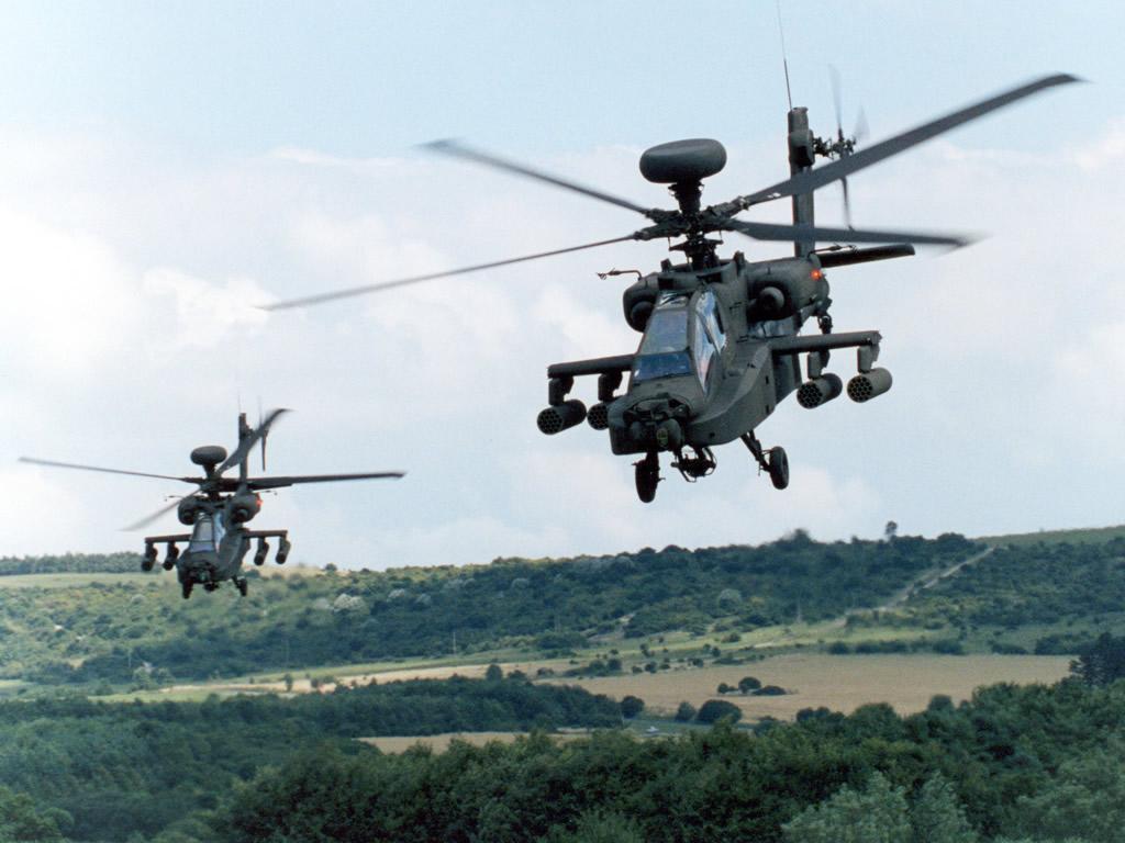 Cool Jet Airlines: Ah-64d Apache Longbow