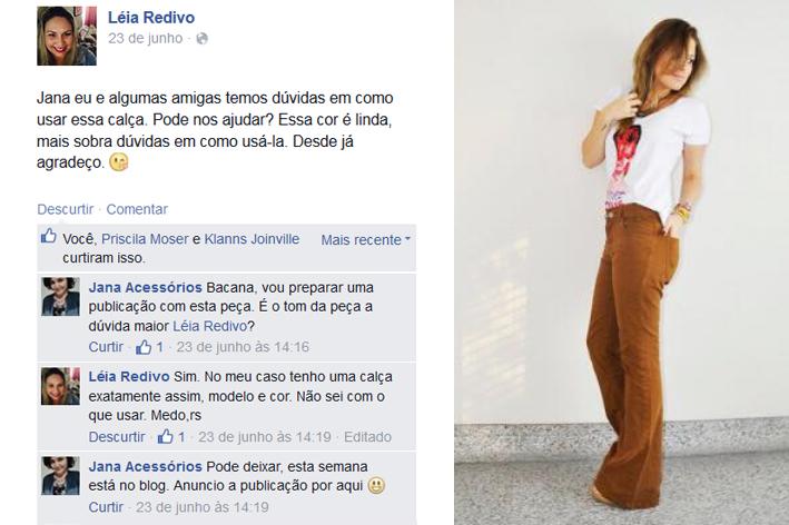 blog de moda, joinville, blog de joinville, blog da jana, jana, calça, flare, Dúvida da Leitora - Calça flare caramelo