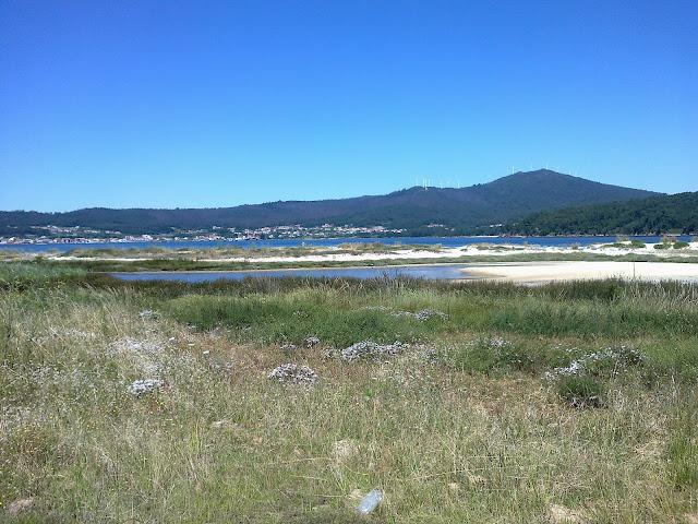 Playa de Testal Noia