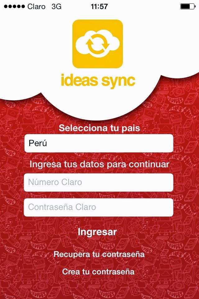 App Ideas Sync